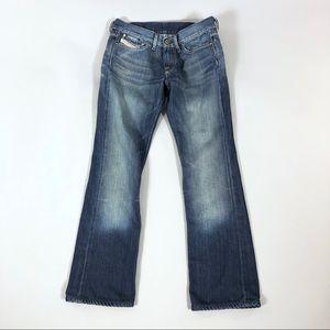 Diesel Women's bootcut jeans size 27